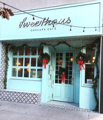 ニューヨークだより 第21回:Sweethaus