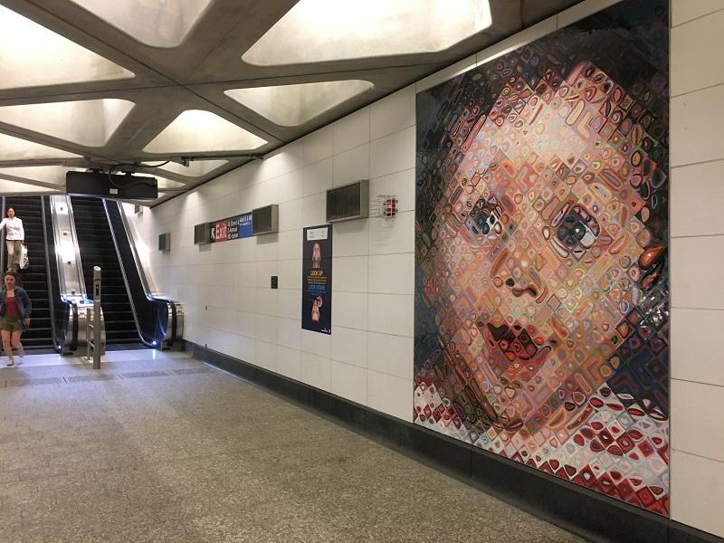 ニューヨークだより 番外編:地下鉄路線Qライン