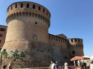 イタリア探索 その2 イタリア一美しい街 ドッツァ(DOZZA)