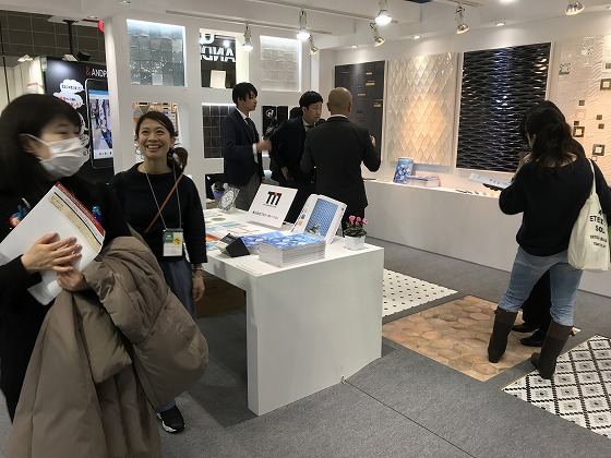 建築・建材展(東京ビッグサイト)へのご来場、ありがとうございました。