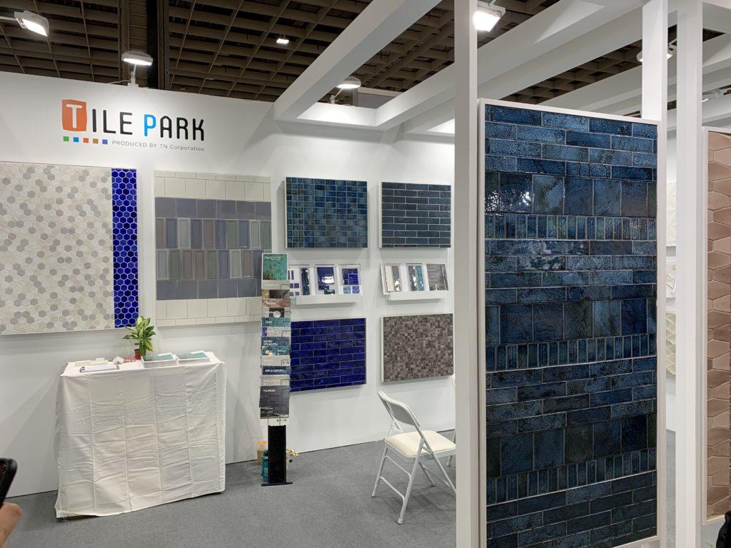 台湾展示会 台北建築建材産品展 出展